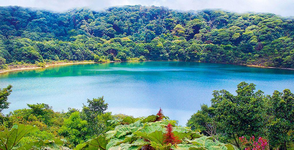 Bestaunen Sie atemberaubende Landschaften