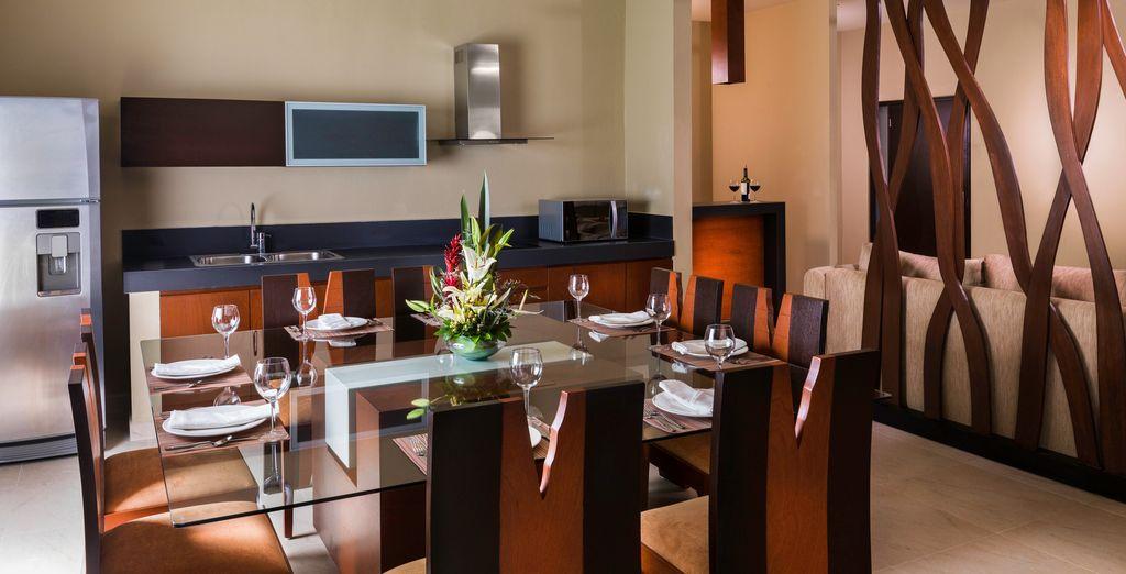 Sind ideal für unsere Gäste