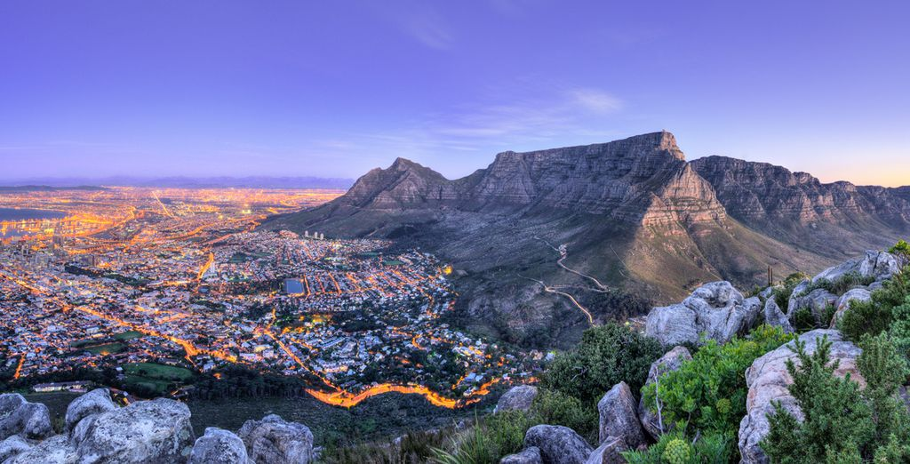Autotour Patchwork Südafrika