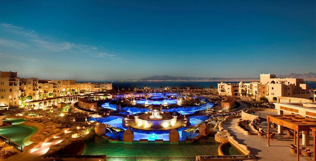 Entdecken Sie das Stadtzentrum von Hurghada in Ägypten und lassen Sie sich in die Zeit der Ägypter zurückversetzen