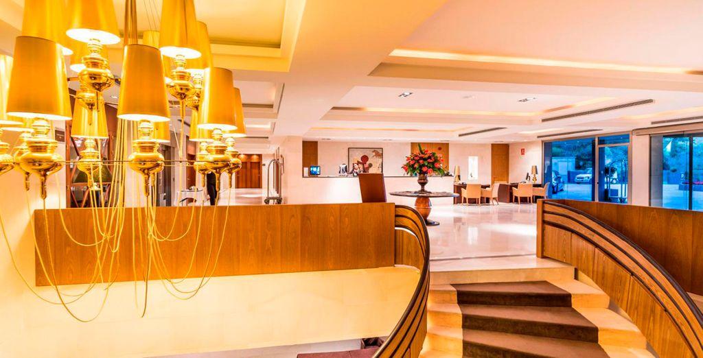 Das Gran Hotel Monterrey ist ein Fünf-Sterne-Hotel an der Costa Brava