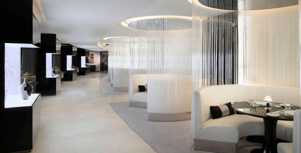 In einem 5* Hotel der renommierten Kette Marriott