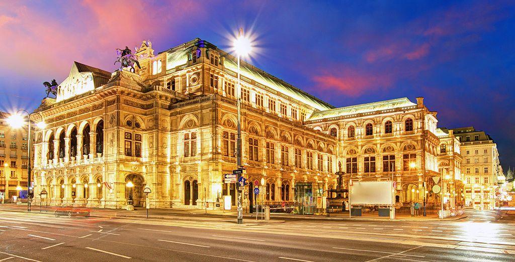 Besuchen Sie auch die Wiener Staatsoper