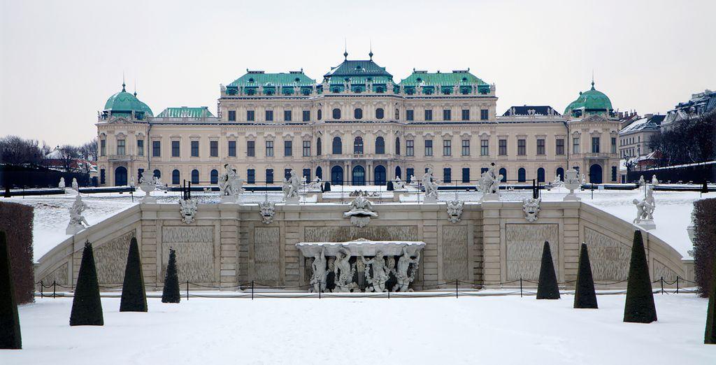 Wien wartet auf Sie!