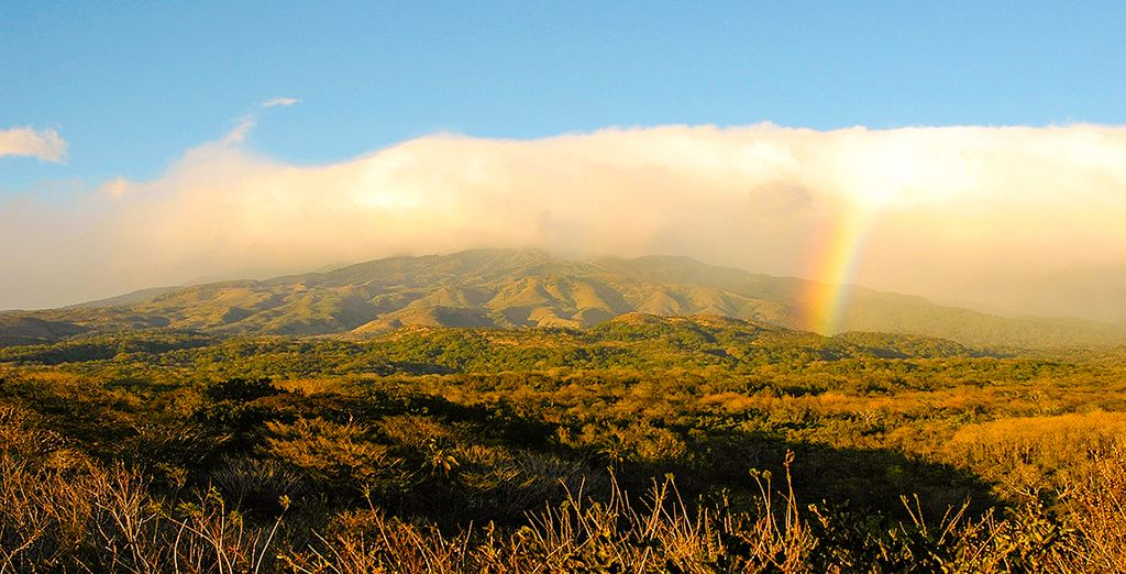 Bestaunen Sie den Vulkan Masaya