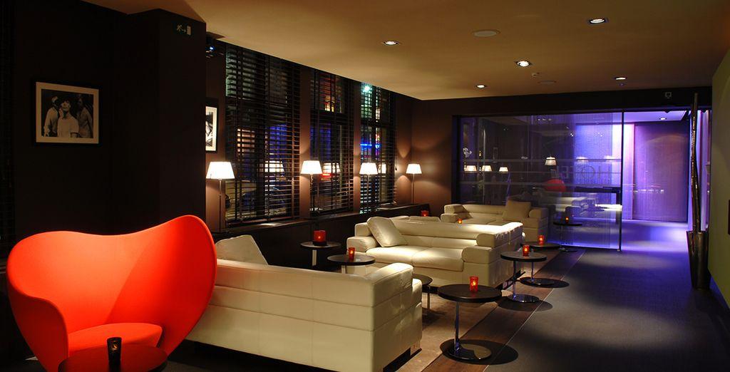 Das trendige Martin's Grand Hotel 4* wartet schon auf Sie