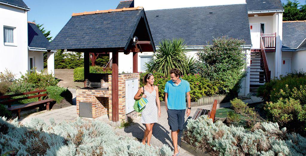 Die Residenz Club Les Salines ist ein wahres Ferienparadies für die ganze Familie