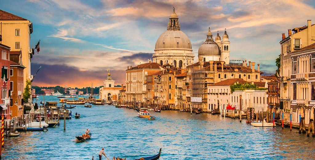 Kennen Sie eine romantischere Stadt als Venedig?