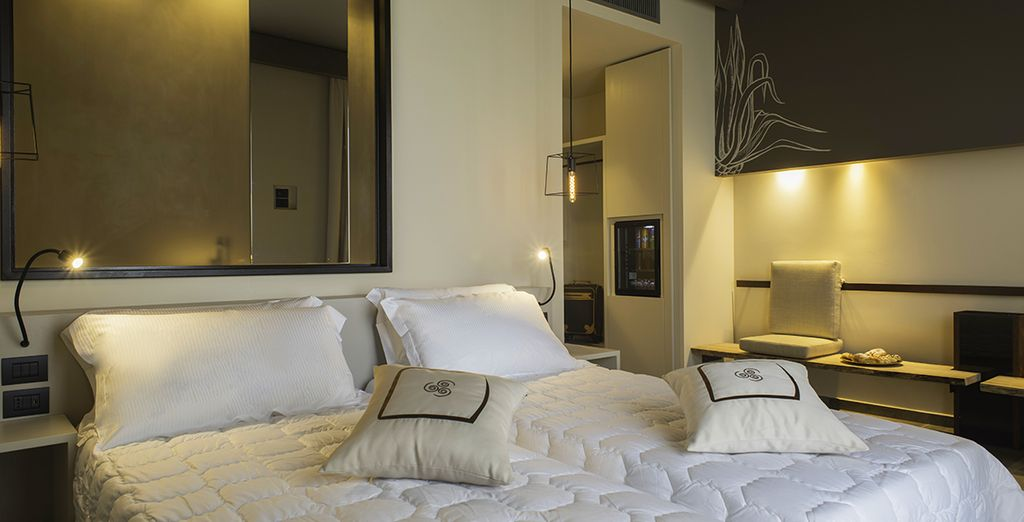 Entdecken Sie die komfortablen Zimmer