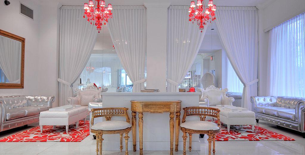 Herzlich Willkommen im Red South Beach Hotel 4* in Miami