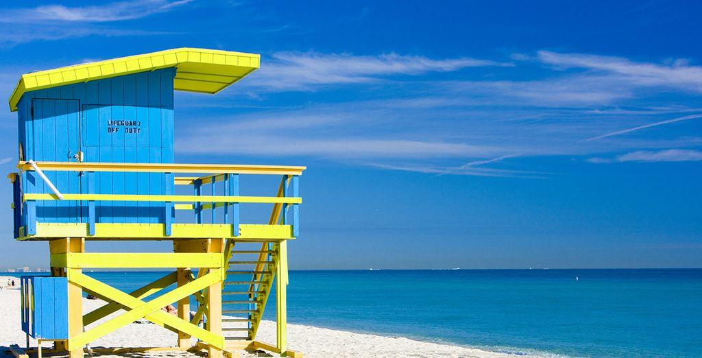 Danach geht es weiter in Miami