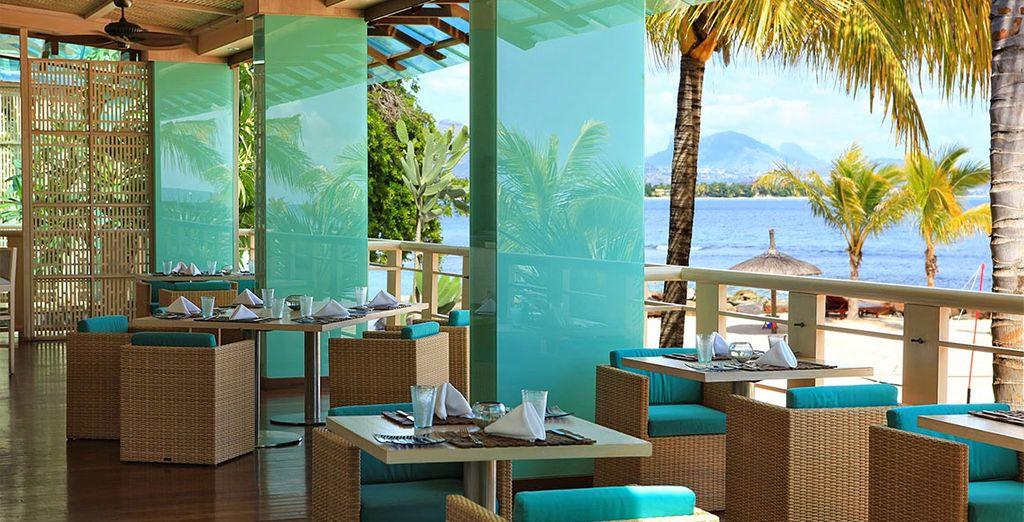 Im schönen InterContinental Mauritius