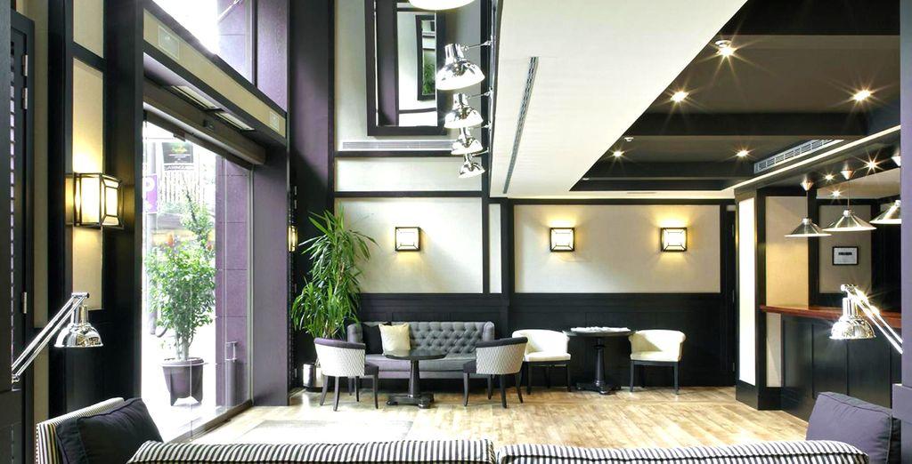 Willkommen in der gemütlichen Atmosphäre Ihres Boutique-Hotels