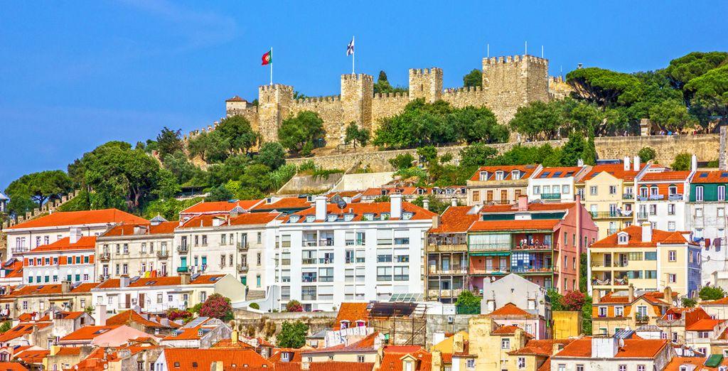 Wir wünschen Ihnen einen schönen Aufenthalt in Portugal!