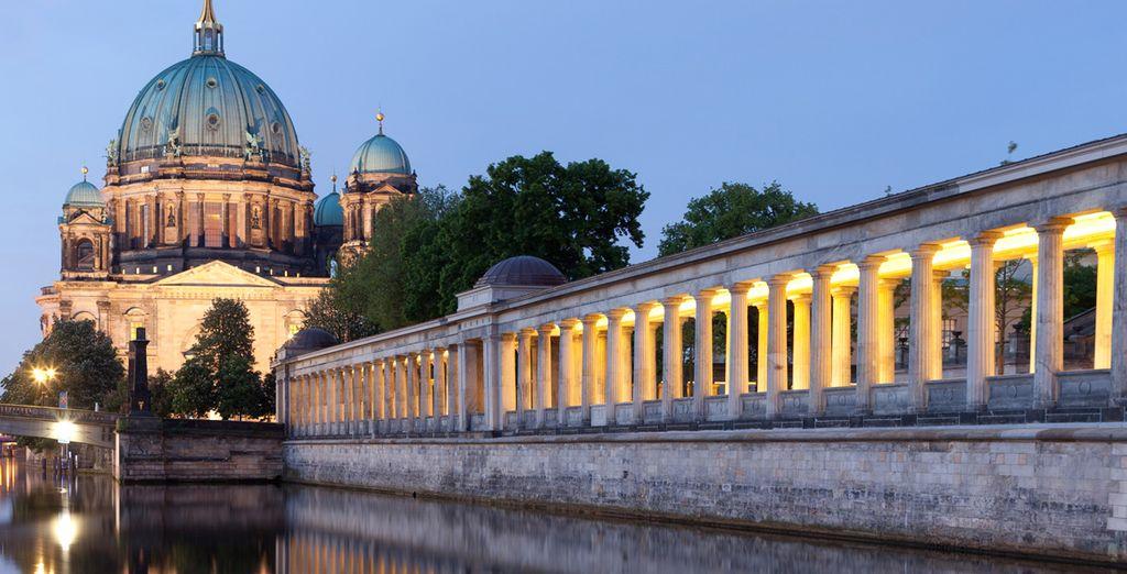 Genießen Sie einen Besuch in Berlin für Ihren nächsten Urlaub