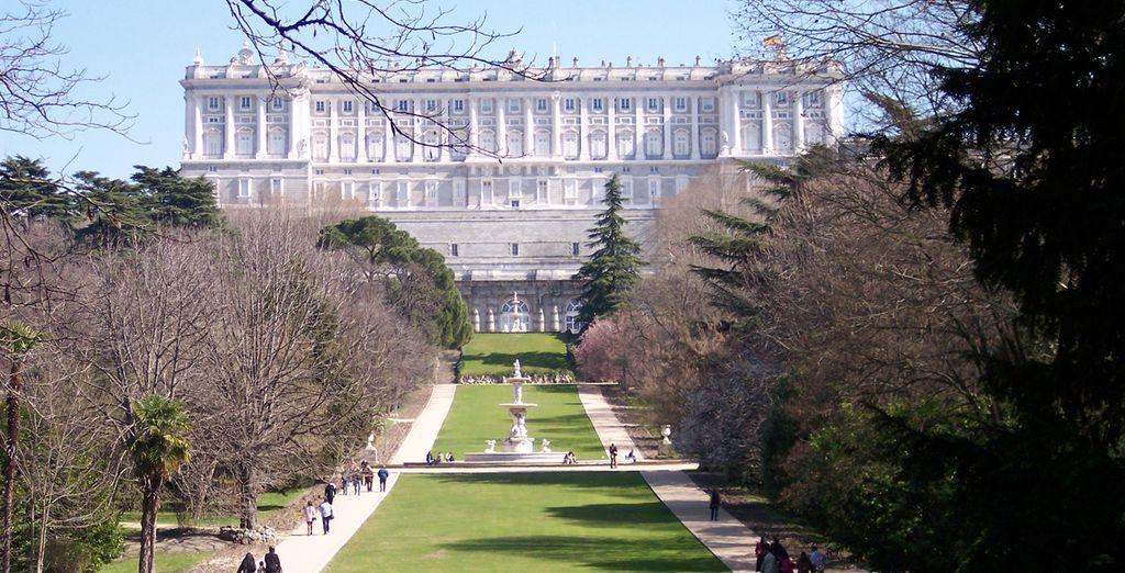 Entdecken Sie die Campo del Moro Gärten