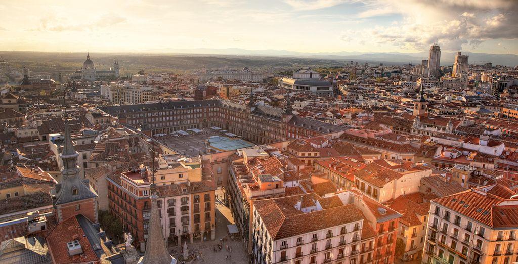 Erkunden Sie Madrid