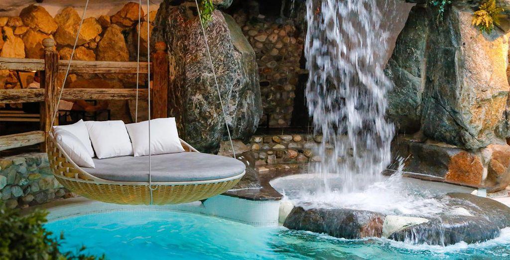 Entspannen Sie sich mit unseren Wellnessangeboten bei Voyage Privé