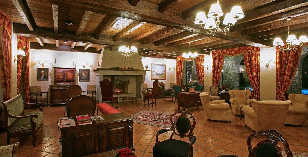 Antike und elegante Möbel werden Sie verzaubern