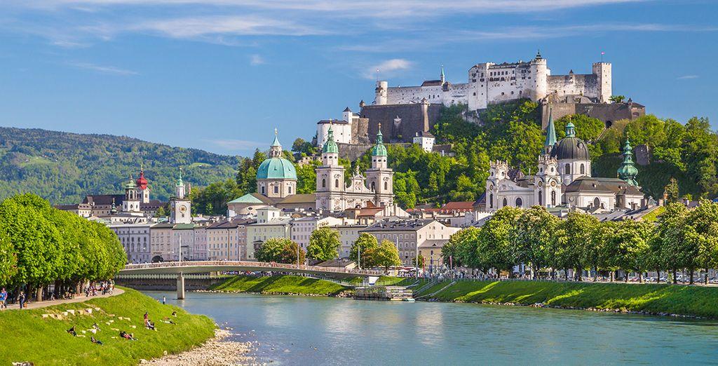 Entdecken Sie die Landschaften, die Ihnen Österreich zu bieten hat.