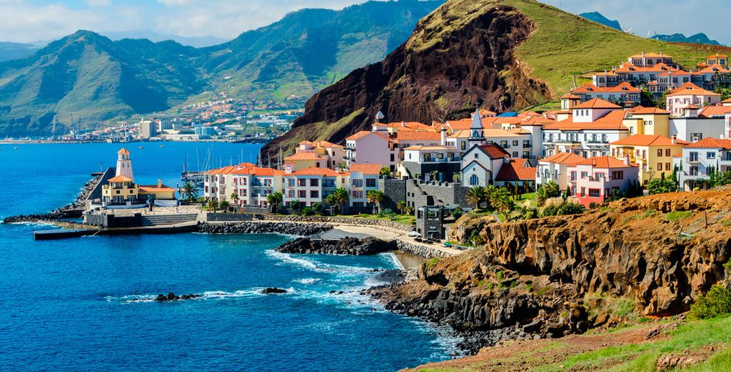 mystery hotel Madeira