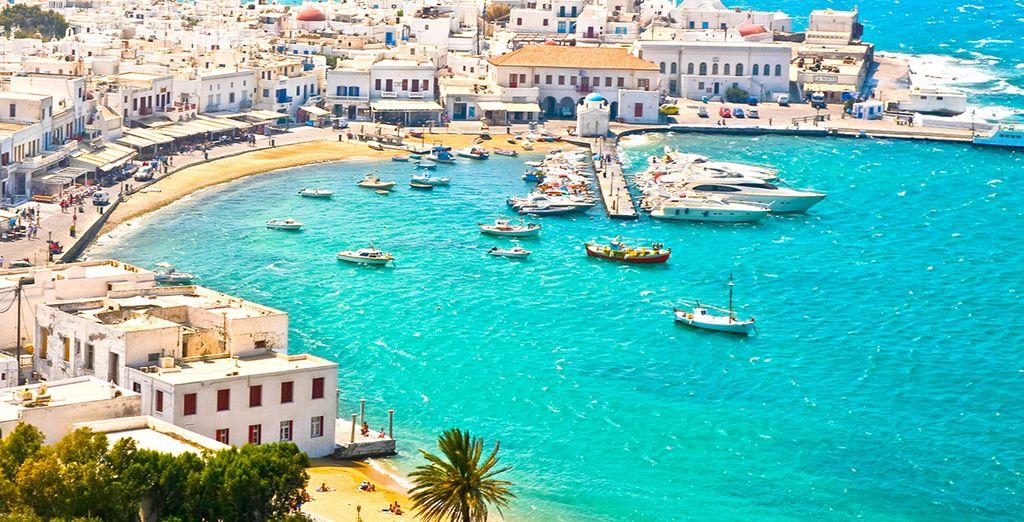 Besuchen Sie Korfu in Griechenland während Ihres Urlaubs