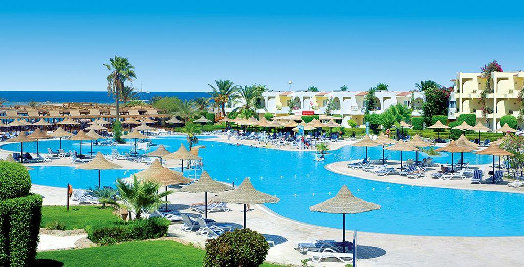 Last-Minute Urlaub: Hotel LABRANDA Club Makadi 4*
