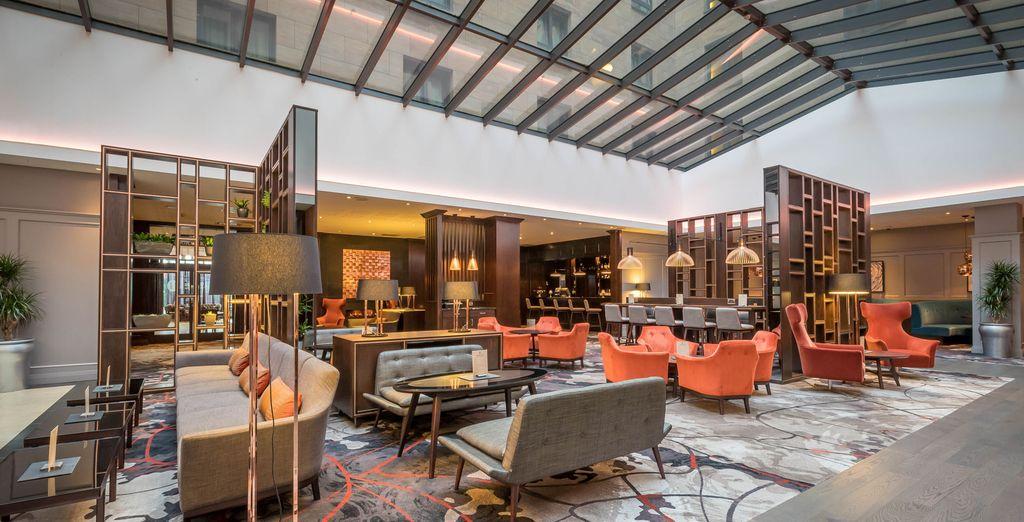 Clayton Hotel Charlemont 4* mit Voyage Privé
