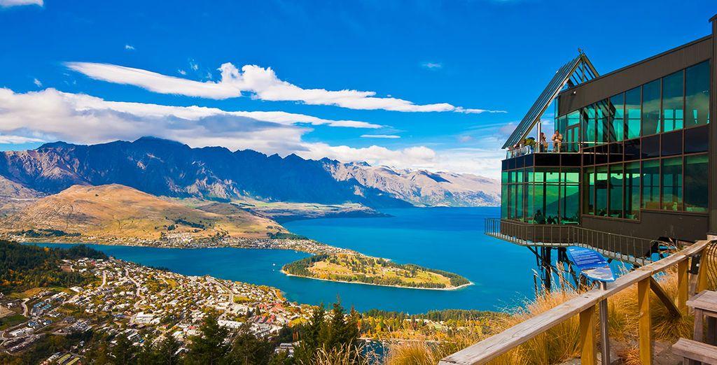 Autotour durch Neuseeland über 14 Nächte