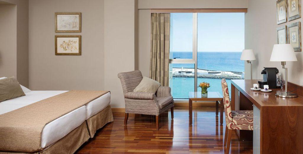 Buchen Sie die luxuriöse Hotel Hesperia Lanzarote auf Lanzarote
