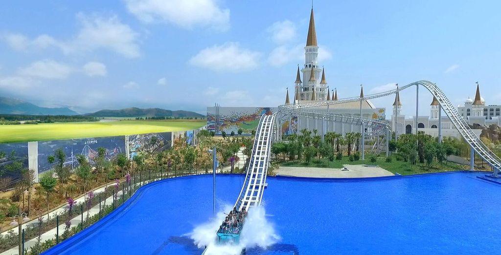 Buchen Sie Ihr Hotel Land of Legends Kingdom Hotel in der Türkei