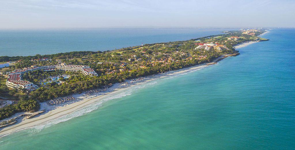 Kommen Sie und entdecken Sie die erhabene Insel Kuba