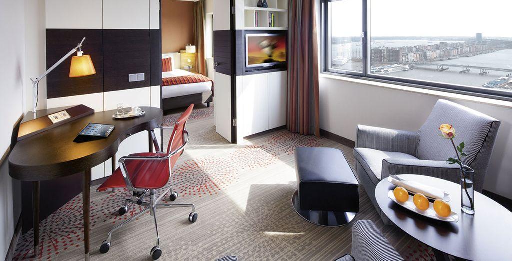 Entdecken Sie unsere Top 5 Hotels in Amsterdam