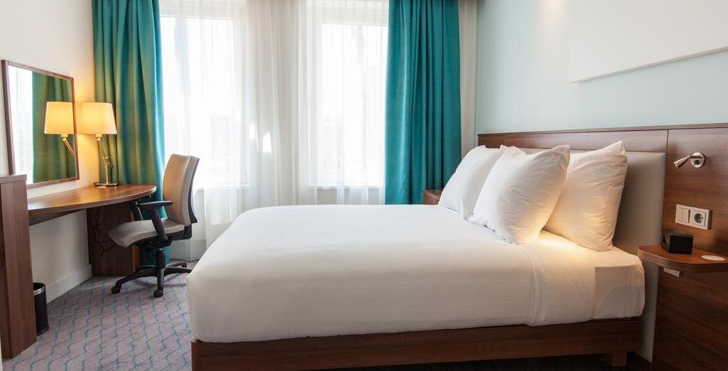 Buchen Sie Ihr Hotel in Amsterdam online