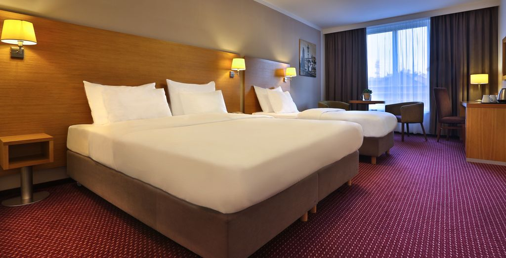 Jurys Inn Prague 4*