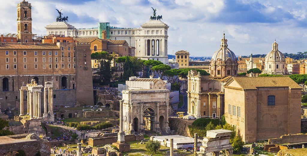 Eine kulturelle Reise zur Entdeckung Roms