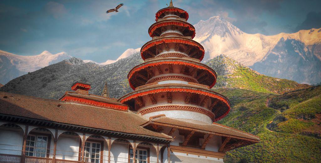 Indien und Nepal Rundreise mit Voyage Privé