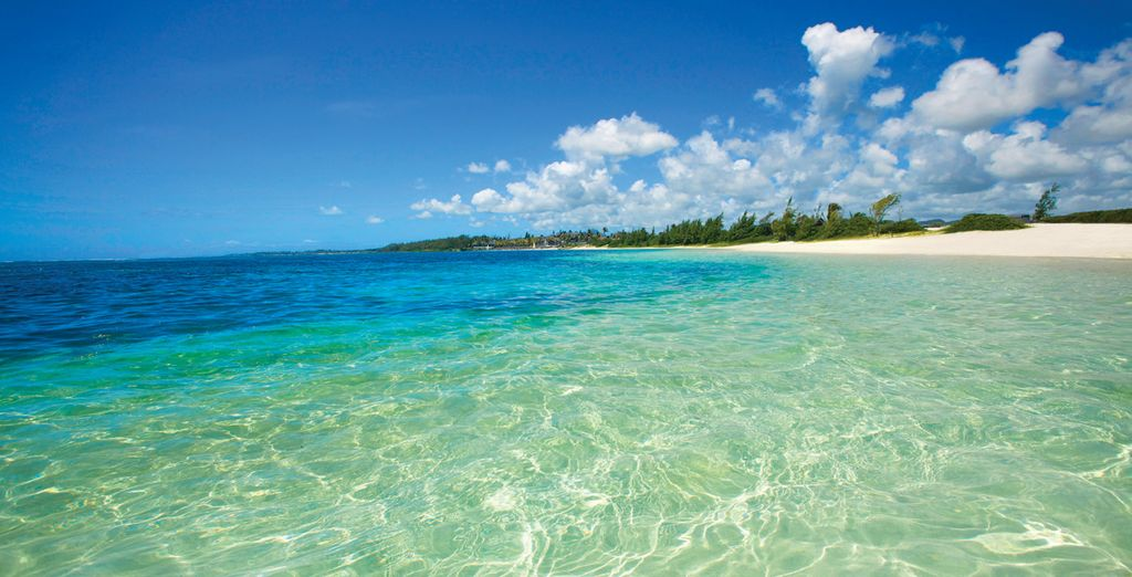 Die schönsten Strände der Welt befinden sich auf Mauritius.