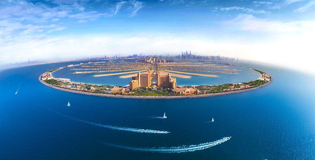 Buchen Sie Ihren Urlaub in Dubai