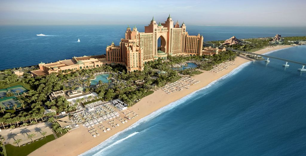 Hotel Atlantis The Palm 5* mit Voyage Privé