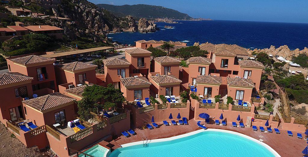Hotel Costa Paradiso 4* mit Voyage Privé