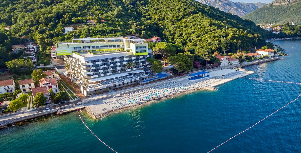 Hotel Roulette Montenegro 4*