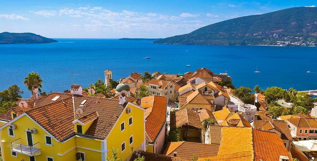 Roulette Montenegro 4* - Urlaub in Montenegro