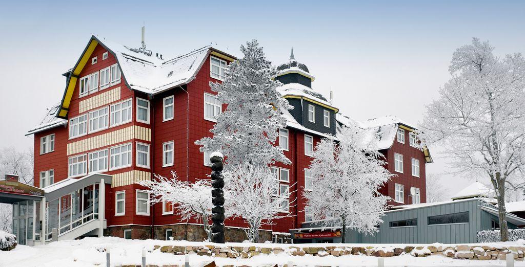 Berghotel Oberhof 4*