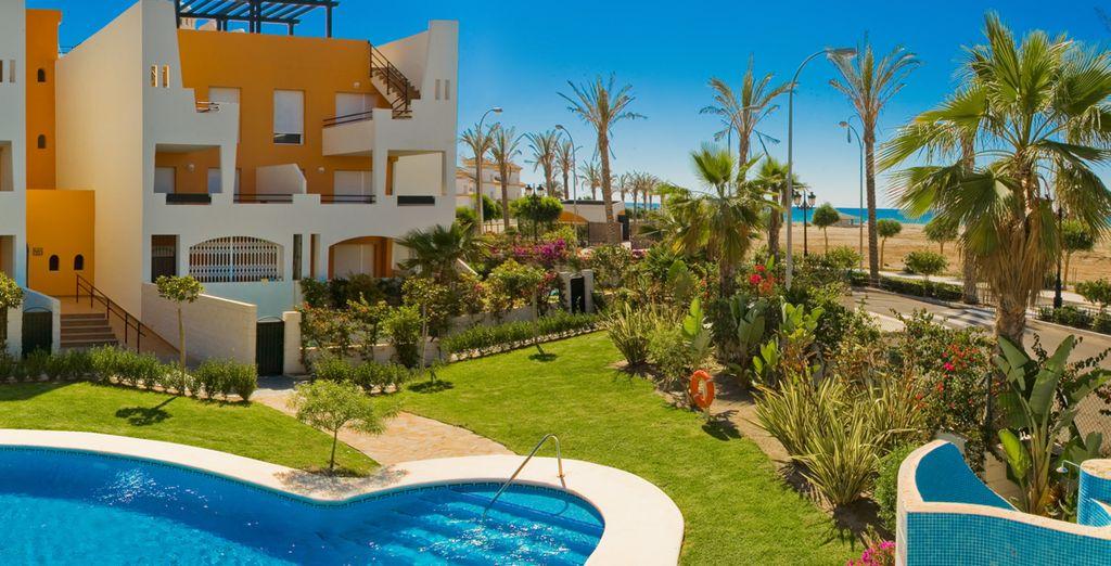 Paraíso Playa Apartements