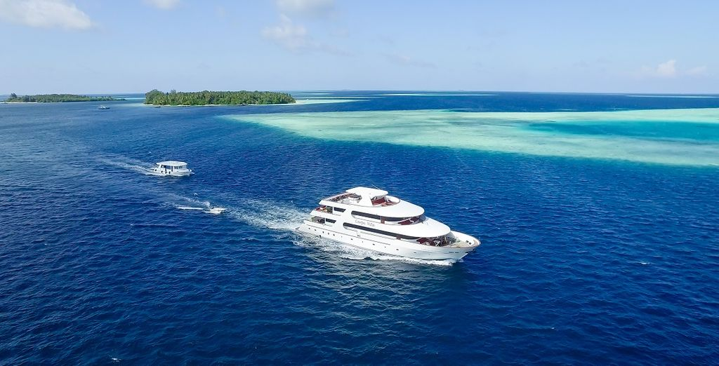 Kreuzfahrt Carpe Diem auf den Malediven mit Voyage Privé