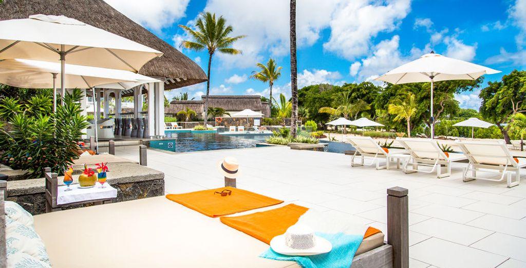 Das Radisson Blu Azuri Resort & Spa 5* erwartet Sie