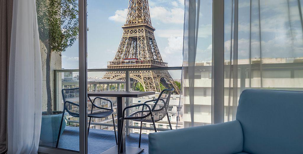 Hotel Pullman Paris Tour Eiffel 4*