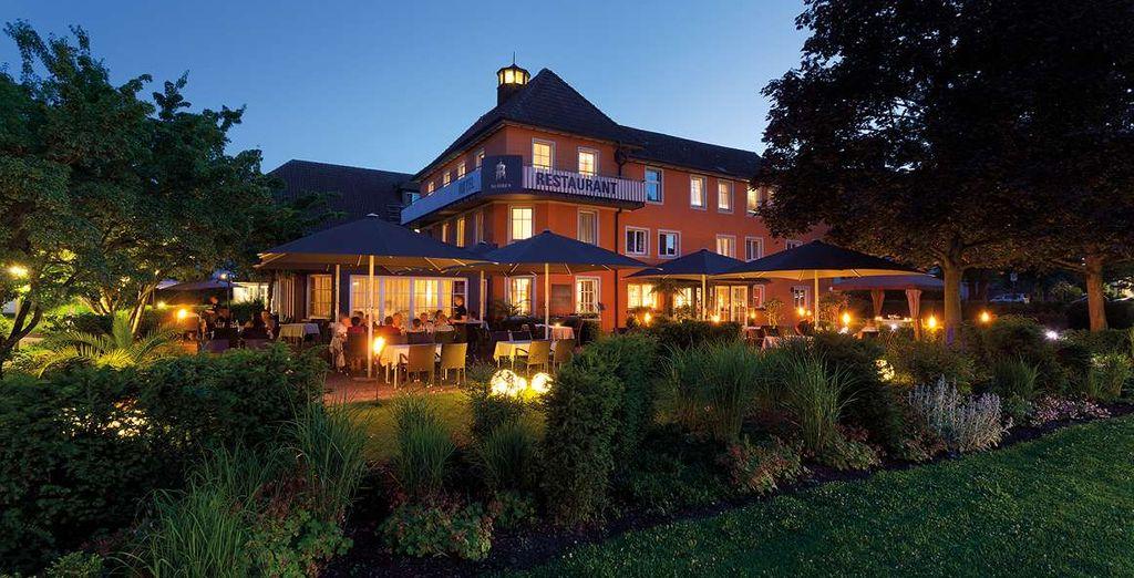 Ganter Hotel & Restaurant Mohren - staycation 2021