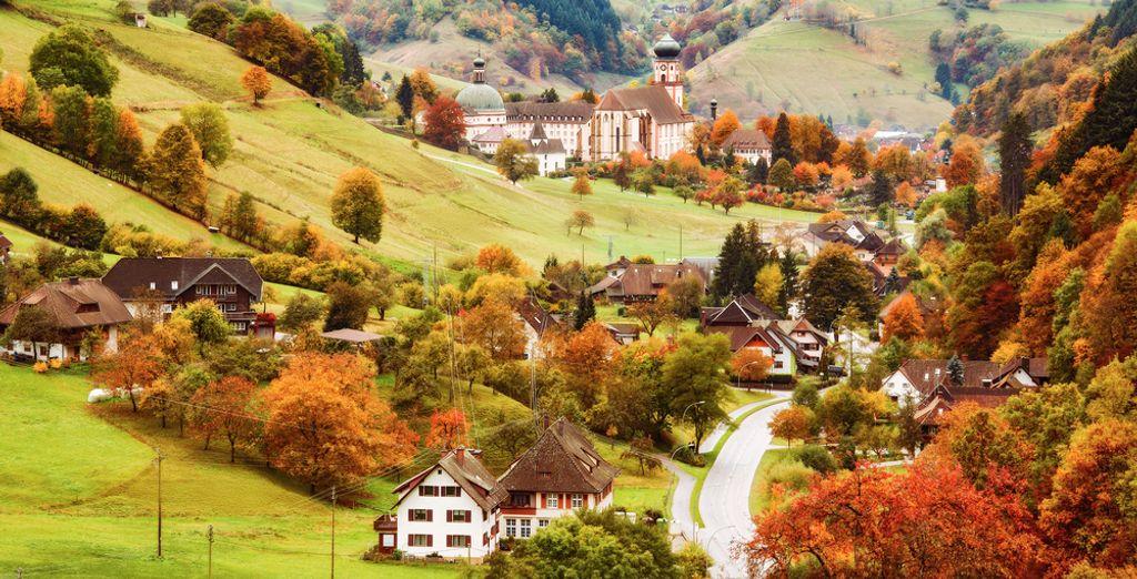 Entdecken Sie den Schwarzwald, einen Ort mit einer abwechslungsreichen Landschaft mit Voyage Privé